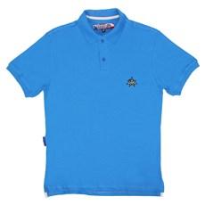 Camisa Gola Polo Azul Masculina Rodeo Western 22617