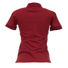 Camisa Gola Polo Feminina Vinho Smith Brothers 27539