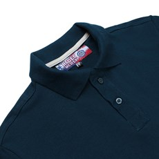 Camisa Gola Polo Lisa Masculina Rodeo Western Verde Escuro 24655
