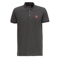 Camisa Gola Polo Masculina Cinza TXC 26096