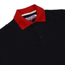 Camisa Gola Polo Masculina Preta Rodeo Western 22611