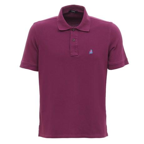 Camisa Gola Polo Masculina Roxo Tassa 29931