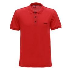 Camisa Gola Polo Masculina Vermelha Original Wrangler 28410