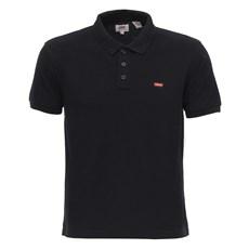 Camisa Gola Polo Preta Masculina Levi's 27128