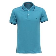 Camisa Gola Polo Verde Masculina Original Wrangler 28206