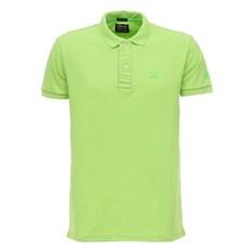 Camisa Gola Polo Verde Masculina TXC 27948