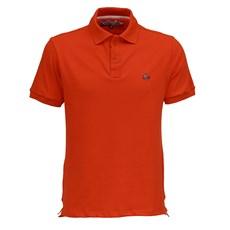 Camisa Gola Polo Vermelha Masculina Rodeo Western  26358