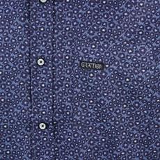Camisa Manga Longa Masculina Original Gringa's Azul 25676