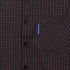 Camisa Manga Longa Masculina Xadrez Preto Rodeo Western 25720