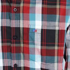 Camisa Manga Longa Masculina Xadrez Smith Brothers 25594