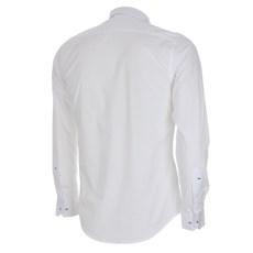 Camisa Masculina Branca Manga Longa Austin Western 24764