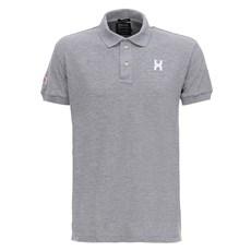 Camisa Masculina Cinza Gola Polo TXC 28798
