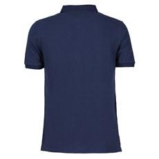 Camisa Masculina Gola Polo Azul Marinho Austin Western 24997