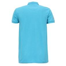 Camisa Masculina Gola Polo Azul TXC 27951