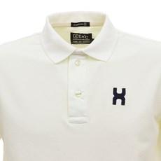 Camisa Masculina Gola Polo Off White TXC 30182