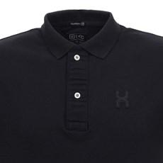 Camisa Masculina Gola Polo Preta TXC 30181
