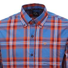 Camisa Masculina Manga Longa Azul Tuff 27925