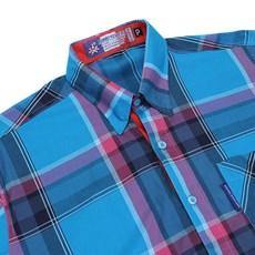 Camisa Estampada Azul Marinho Masculina Rodeo Western 23326 - Rodeo West cb6d04be4c2