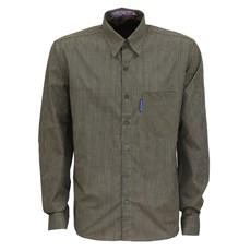Camisa Masculina Manga Longa Xadrez Verde Rodeo Western 26365
