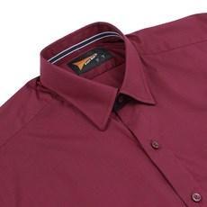 Camisa Masculina Quadriculada Vermelha Manga Curta Fast Back 23850