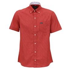 Camisa Masculina Tricoline Vermelha Original Wrangler 29500