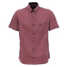 Camisa Masculina Tricoline Vermelha Original Wrangler 29501