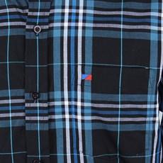 Camisa Masculina Xadrez Preto Manga Longa Smith Brothers 25593