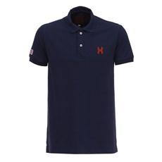 Camisa Polo Masculina Azul Marinho TXC 26568