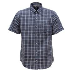 Camisa Xadrez Cinza Masculina Manga Curta Tuff 28346