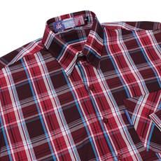 Camisa Xadrez Vermelha Masculina Rodeo Western 22731 Camisa Xadrez Vermelha Masculina  Rodeo Western 22731 155174a1f27