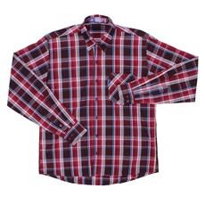 Camisa Xadrez Vermelha Masculina Rodeo Western 22731