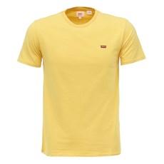 Camiseta Amarelo Mostarda Básica Masculina Levi's 27690