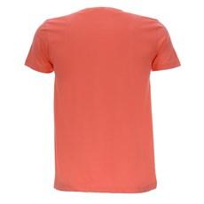 Camiseta Austin Western Masculina Salmão 25915