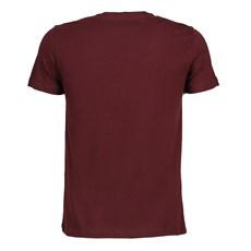 Camiseta Austin Western Masculina Vinho 25060