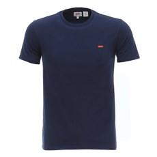 Camiseta Azul Marinho Básica Masculina Levi's 27367
