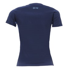 Camiseta Azul Marinho Feminina Básica Tuff 28359