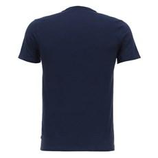 Camiseta Azul Marinho Masculina Levi`s 26992