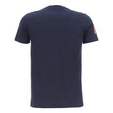 Camiseta Azul Marinho Masculina TXC 28796