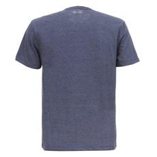 Camiseta Azul Mescla Masculina Estampada Tuff 28813