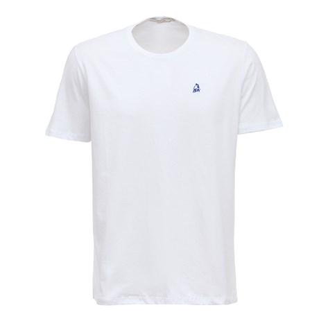 Camiseta Básica Branca Masculina Tassa 27597