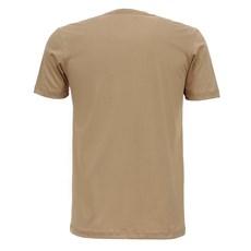 Camiseta Bege Masculina Gringa's Western Original 27885