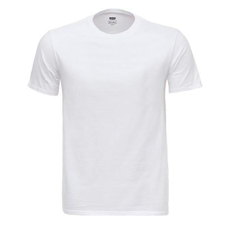 Camiseta Branca Básica Masculina Levi's 27051
