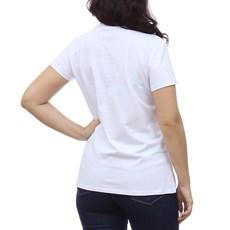 Camiseta Branca Feminina Levi's 29016