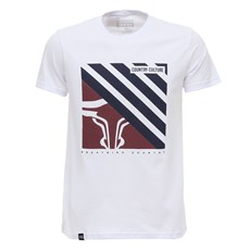 Camiseta Branca King Farm Masculina 28002