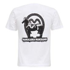 Camiseta Branca Masculina Mangalarga Marchador Texas Diamond 27852