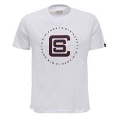 Camiseta Branca Masculina Smart Choice 27453