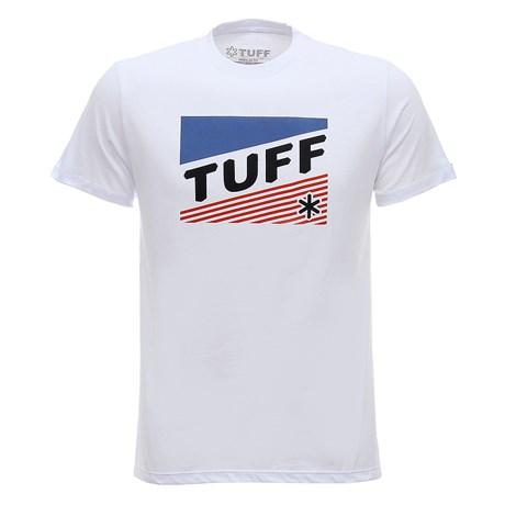 Camiseta Branca Masculina Tuff Básica 28348