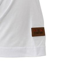 Camiseta Branca Masculina TXC 26080