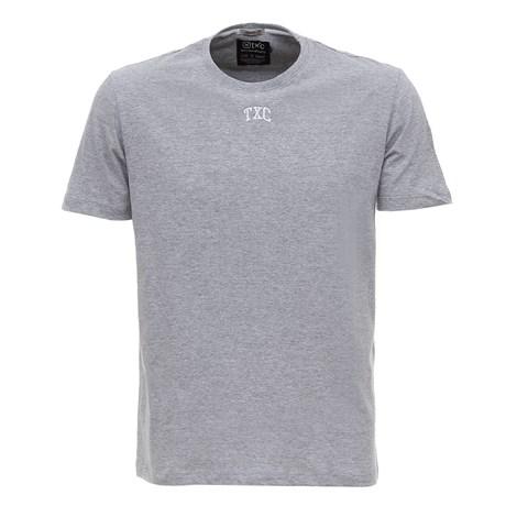 Camiseta Cinza Mescla Masculina TXC 27944