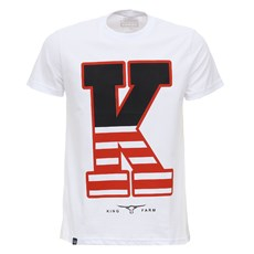 Camiseta Estampada King Farm Masculina 28007